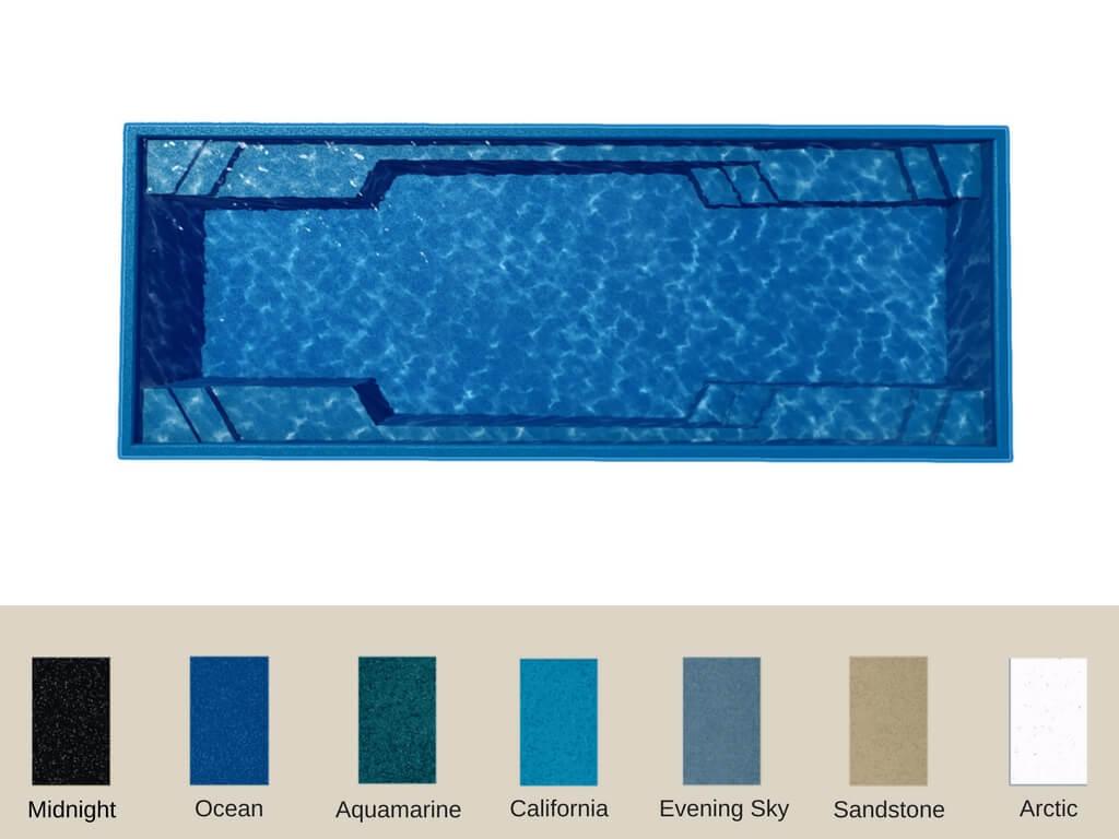 Coryell pool companies